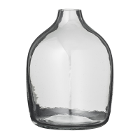 VASE CLEAR 16CM