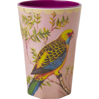 Gobelet Melamine Tall Bird