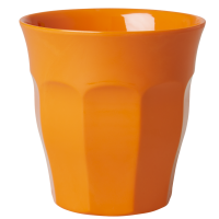 GOBELET MELAMINE MEDIUM ORANGE