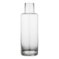 VASE CLEAR 39CM