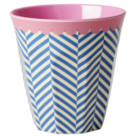 GOBELET MELAMINE MEDIUM TWO TONE SAILOR