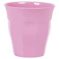 GOBELET MELAMINE MEDIUM DARK PINK