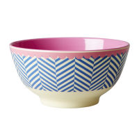 BOL MELAMINE SMALL TWO TONE SAILOR