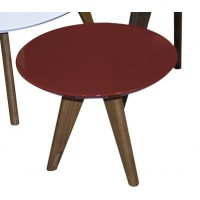 TABLE D'APPOINT ANNELI 48X40