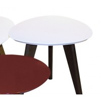 TABLE D'APPOINT ANNELI 48X50