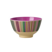 BOL MELAMINE SMALL STRIPES