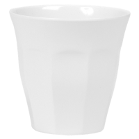 GOBELET MELAMINE MEDIUM WHITE