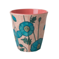 Gobelet Melamine Medium Poppy