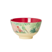 Bol Melamine Small Tropical