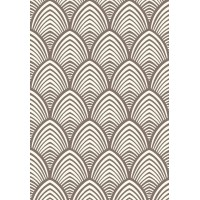 TAPIS 4172-1 TAUPE/BEIGE