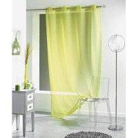 RIDEAUX A OEILLET ANISEED 110x210cm