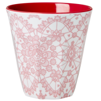 GOBELET MELAMINE MEDIUM LACE
