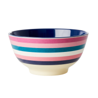 BOL MELAMINE MEDIUM STRIPE