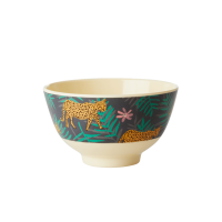 BOL MELAMINE SMALL LEOPARD LEAVES
