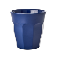 GOBELET MELAMINE MEDIUM NAVY BLUE