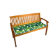 COUSSIN OUTDOOR COMFORT MOJO F/LEAF BANC